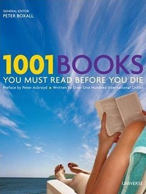 1001 Books You Must Read