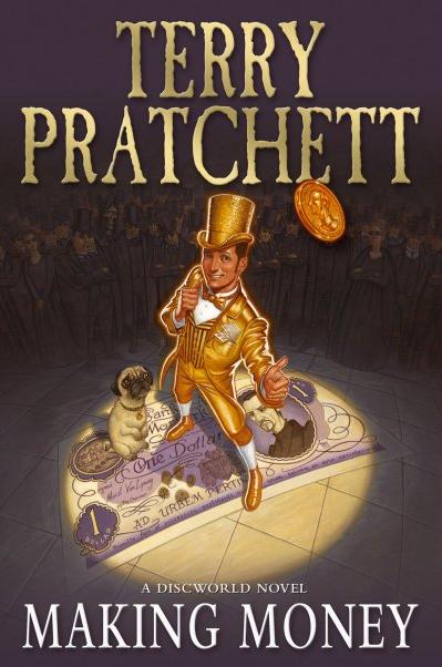 terry pratchett making money discworld 36 review